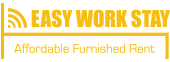 Easy work stay Logo